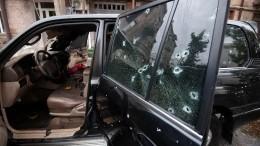 Укрытие— негарантия безопасности: Степанакерт неперестают обстреливать