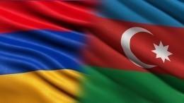Азербайджан попросил уРоссии помощи вурегулировании конфликта вКарабахе