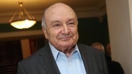 Михаил Жванецкий решил уйти сосцены