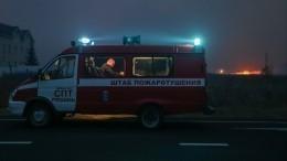Режим ЧСвведен вРязанской области после ЧПнаскладе боеприпасов