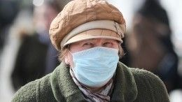 Роспотребнадзор: осенью коронавирус все больше выявляется упожилых