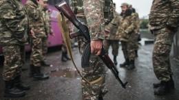 Задумка сработала: вАрмении раскрыли уловку военных Карабаха