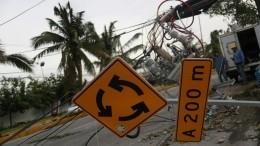 Ураган «Дельта» снес все насвоем пути наКубе ивМексике— видео