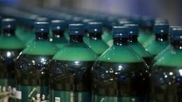 Пиво впластиковых упаковках может исчезнуть сприлавков российских магазинов
