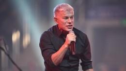«Бизнеса унас сженой нет»: Газманов посетовал нападение доходов