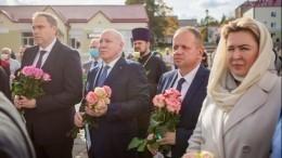 Посол РФвБелоруссии посетил Свято-Успенский Жировичский монастырь