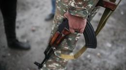 ВАрмении заявили осеми сбитых беспилотниках Азербайджана над республикой
