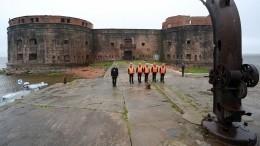 Три форта Кронштадта отреставрируют ипередадут парку-музею