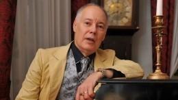 Садальский показал последнее фото актера Владимира Конкина сженой