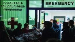 Раненые вНКР двое россиян находятся всостоянии средней степени тяжести