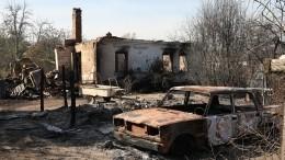 Один человек скончался после взрывов наскладе боеприпасов под Рязанью