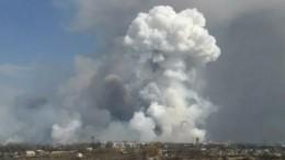 Первая жертва: вбольнице умерла пострадавшая при взрывах наскладах под Рязанью