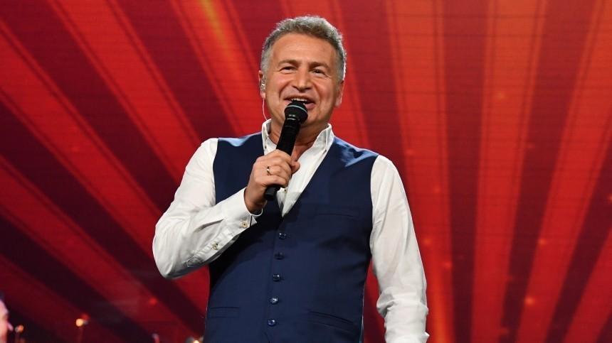 «Яорал, как ребенок»: Максим Фадеев высказался ономинации Агутина на«Грэмми»