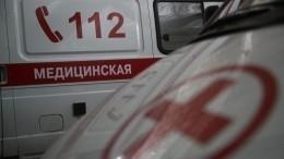 Два человека погибли вогненном ДТП вКрасноярске— видео