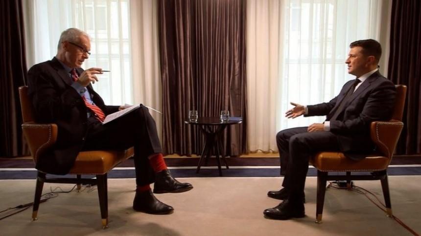 «Нужен другой человек»— Зеленский готов уйти споста президента Украины