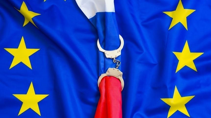 Евросоюз продлил еще нагод санкции против России заприменение химоружия