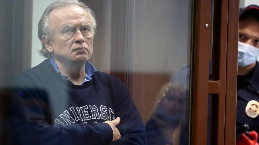 Соколов, обвиняемый врасчленении аспирантки, попросил «средство отсердца»