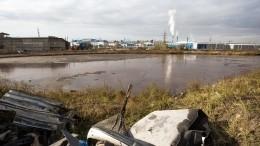 Озеро состолетним запасом яда вУлан-Удэ угрожает экологической катастрофой