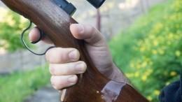 Израненный мужчина спрыгнул впогреб впопытке спастись отнижегородского стрелка
