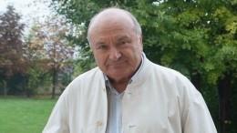 Представитель Жванецкого рассказал обистинных причинах его «ухода сосцены»