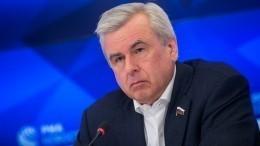 Лысакова сняли споста первого зампреда комитета Госдумы погосстроительству