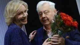 Вдова Олега Табакова показала, как актер проводил время всемейном кругу— фото