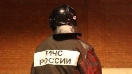Вцентре Москвы загорелась гостиница