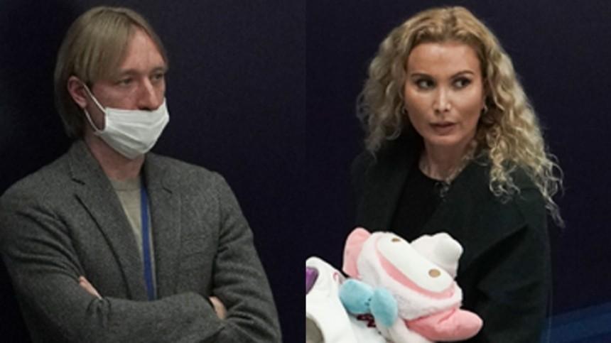 Ягудин зло пошутил над разборками между Тутберидзе иПлющенко
