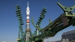 Ракета «Союз-2.1а» скораблем «Союз МС-17» стартовала сБайконура— видео