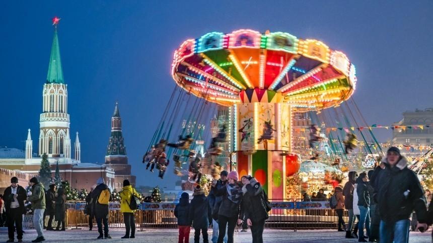 Три, шесть или десять: сколько дней россияне хотят отдыхать наНовыйгод?