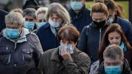 Глава Минздрава РФназвал ситуацию скоронавирусом вРоссии крайне напряженной