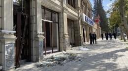 Лавров заявил, что вНагорном Карабахе должны быть развернуты миротворцы