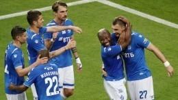 В«Динамо» назвали имя нового главного тренера