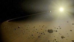 Ученые ожидают наорбите аварию космического масштаба