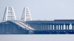 Швейцария наложила санкции настроителей Крымского моста