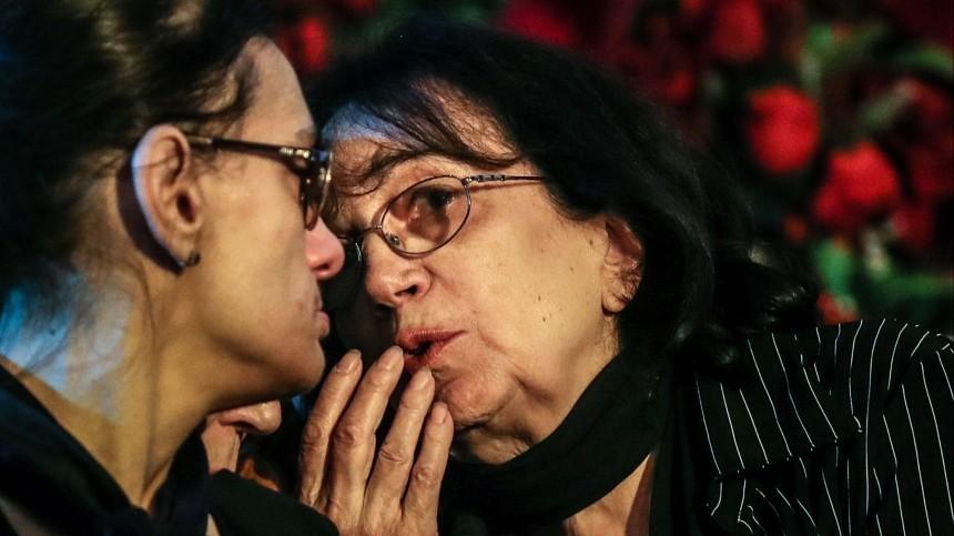 Жена идочь Баталова признаны потерпевшими поделу омошенничестве