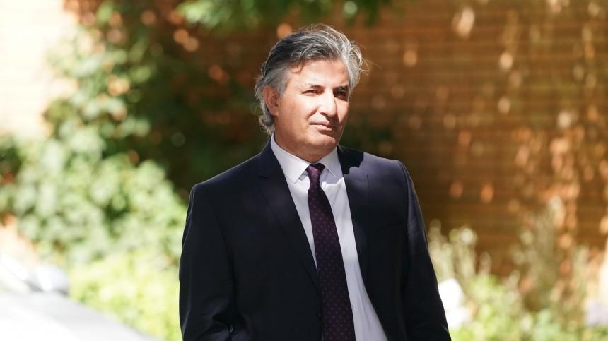 «Спать немог»: бывший защитник Ефремова Пашаев опричине госпитализации