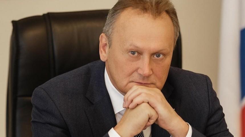 Главу Выборгского района Ленобласти задержали поделу охищениях 700 миллионов рублей