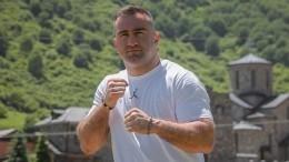 «Упрямый, упорный»— Тактаров дал оценку мастерству бойца Мурата Гассиева