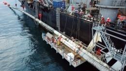 Турция обнаружила запасы газа вновом месторождении вЧерном море