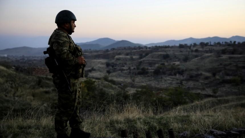 Азербайджан обвинил Армению вгрубом нарушении режима перемирия
