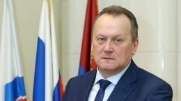 Главу Выборгского района Ленобласти отправили под домашний арест