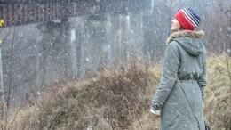 Первый снег выпал вКарелии, Псковской области идругих регионах страны