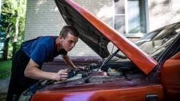 Названы главные ошибки при покупке подержанного автомобиля