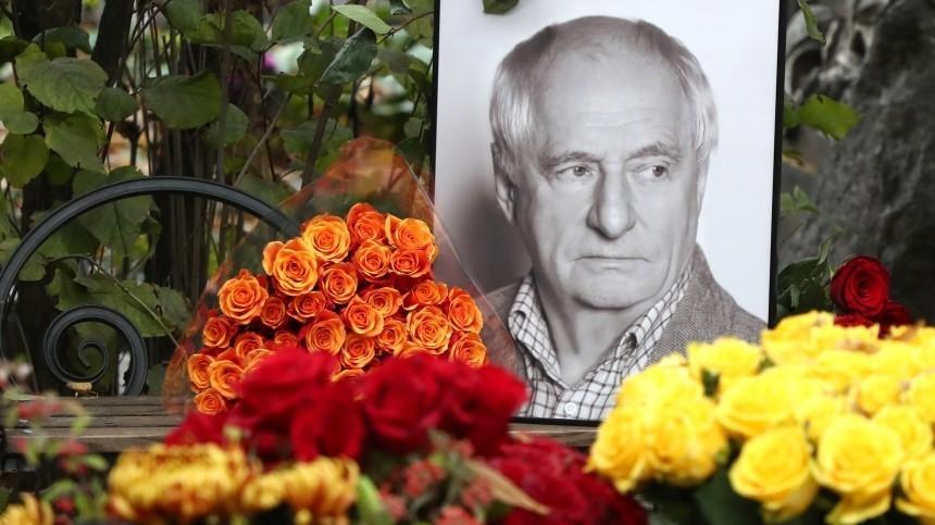 Игорь Крутой профинансировал памятник Марку Захарову вМоскве