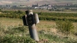 Из-за обстрелов Мартакерт вНагорном Карабахе превращается вгород-призрак