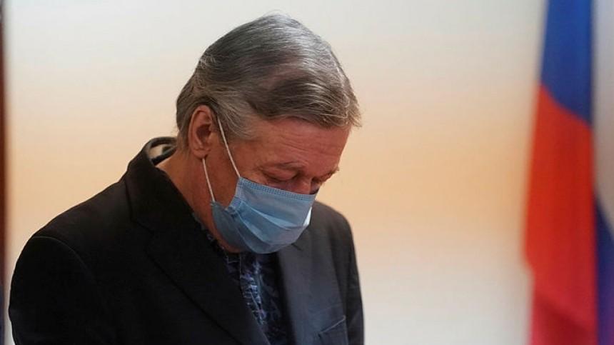 Прокуратура Москвы выступила против смягчения приговора Михаилу Ефремову