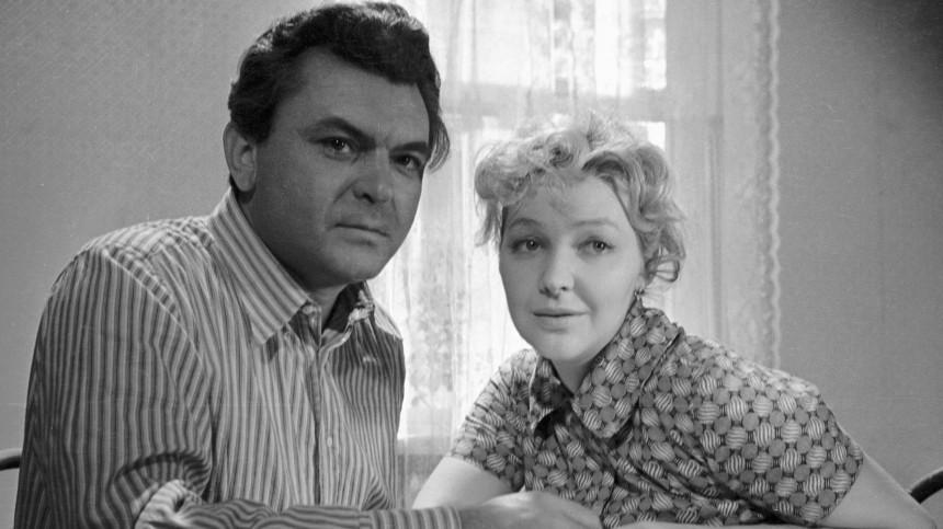 Ирина Скобцева умерла водин день сосвоим мужем Сергеем Бондарчуком