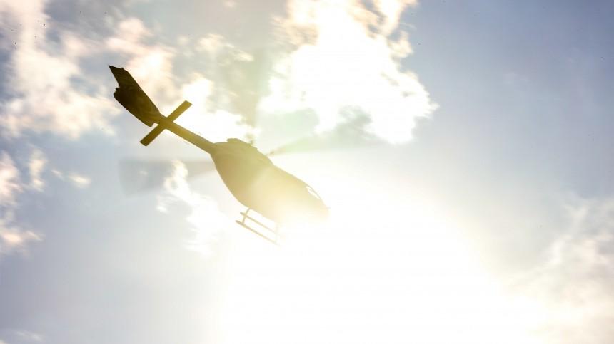 Вертолет потерпел крушение вВологодской области