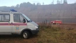 Тело мужчины найдено наместе падения вертолета вВологодской области